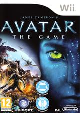 James Cameron's Avatar:The Game pochette Wii (R5VP41)