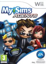 MySims Agents pochette Wii (R5XP69)