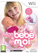 Mon Bébé et Moi pochette Wii (R6APPU)