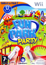 Fun Park Party pochette Wii (R6FP41)