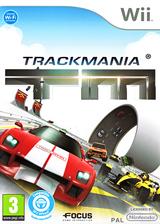 TrackMania pochette Wii (R6RPHH)