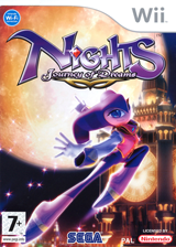 NiGHTS:Journey of Dreams pochette Wii (R7EP8P)