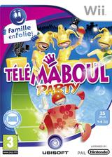 Télé Maboul Party pochette Wii (R7ZP41)