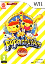 Pop'n Rhythm pochette Wii (R83PA4)