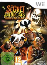 The Secret Saturdays: Beasts of the 5th Sun pochette Wii (R85PG9)