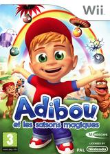 Adibou et les saisons magiques pochette Wii (R8UXMR)