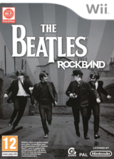 The Beatles : Rock Band pochette Wii (R9JP69)