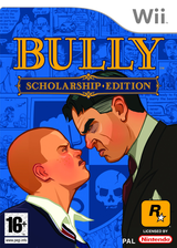 Bully : Scholarship Edition pochette Wii (RB7P54)