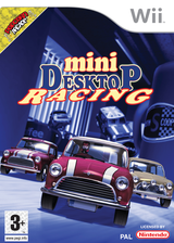 Mini Desktop Racing pochette Wii (RCEPUG)