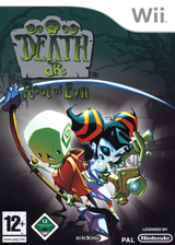Death Jr. : Root of Evil pochette Wii (RDJP4F)