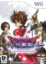 Dragon Quest Swords:la Reine masquée et la Tour des miroirs pochette Wii (RDQPGD)