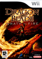 Dragon Blade : Wrath of Fire pochette Wii (RDWPG9)