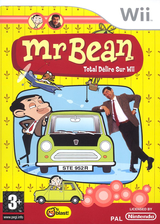 Mr Bean:Total Délire sur Wii pochette Wii (REBPMT)