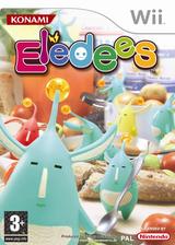 Eledees pochette Wii (RELPA4)