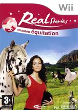 Real Stories:Mission Equitation pochette Wii (REWFMR)