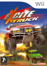 Excite Truck pochette Wii (REXP01)