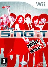 Disney Sing It: High School Musical 3 pochette Wii (REYX4Q)