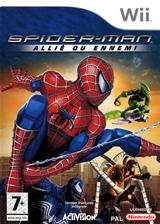 Spider-Man:Allié ou Ennemi pochette Wii (RFOX52)