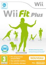 Wii Fit Plus pochette Wii (RFPP01)