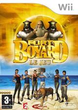 Fort Boyard:Le Jeu pochette Wii (RFYFMR)