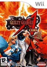 Guilty Gear XX Accent Core pochette Wii (RG2PGT)