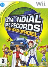 Le Mondial des Records:Le Jeu Vidéo Officiel pochette Wii (RG5PWR)