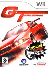 GT Pro Series pochette Wii (RGTP41)