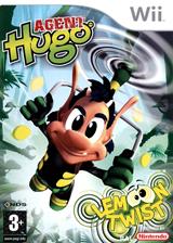 Agent Hugo:Lemoon Twist pochette Wii (RHGP6Z)