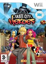 Skate City Heroes pochette Wii (RHUP7J)