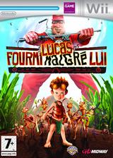 Lucas, Fourmi Malgré Lui pochette Wii (RI3P5D)