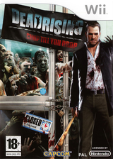 Dead Rising : Chop Till You Drop pochette Wii (RINP08)