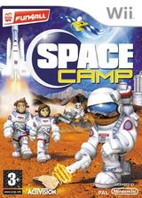 Space Camp pochette Wii (RIYP52)