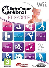 L'Entraîneur Cérébral et Sportif pochette Wii (RJ9FMR)