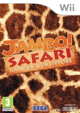 Jambo! Safari Ranger Adventure pochette Wii (RJJP8P)