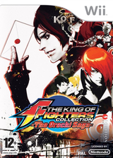 The King of Fighters Collection:The Orochi Saga pochette Wii (RKFP7U)