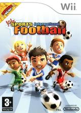 Kidz Sports:International Football pochette Wii (RKTXUG)