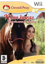 Cheval & Poney:Mon Haras pochette Wii (RL2PFR)