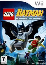 LEGO Batman:Le Jeu Vidéo pochette Wii (RLBPWR)