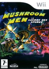Mushroom Men:La Guerre des Spores pochette Wii (RM9PGM)