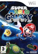 Super Mario Galaxy pochette Wii (RMGP01)