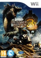 Monster Hunter Tri pochette Wii (RMHP08)