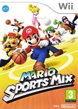 Mario Sports Mix pochette Wii (RMKP01)