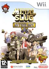 Metal Slug Anthology pochette Wii (RMLP7U)