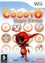 Cocoto Magic Circus pochette Wii (RMRPNK)