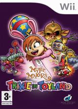 Myth Makers: Trixie in Toyland pochette Wii (RMZPUG)