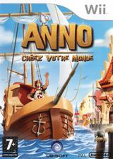 ANNO:Créez votre Monde pochette Wii (RN4P41)