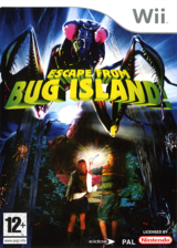 Escape From Bug Island pochette Wii (RN9P4F)