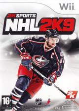 NHL 2K9 pochette Wii (RNLP54)