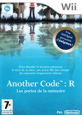 Another Code:R - Les Portes de la Mémoire pochette Wii (RNOP01)