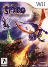 La Légende de Spyro:La Naissance d'un Dragon pochette Wii (RO8P7D)